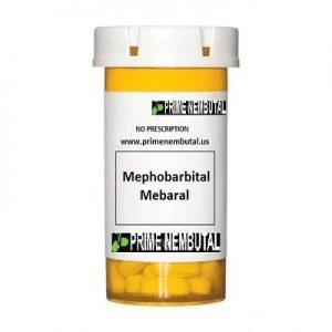 Mephobarbital mebaral