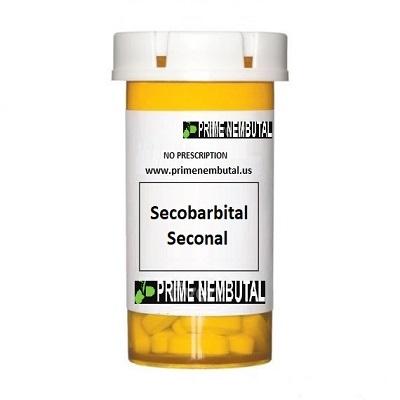 Secobarbital seconal